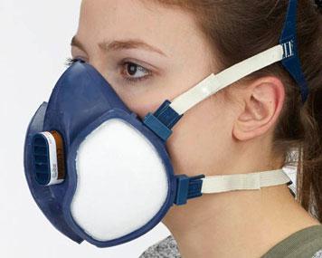 P2 RD Atemschutzmaske