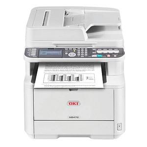 OKI MB472dnw Laser-Multifunktionsdrucker