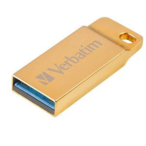 Standard USB-Stick Metal Executive von Verbatim