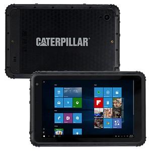CAT T20 Outdoor-Tablet 20,3 cm (8,0 Zoll) 64 GB schwarz